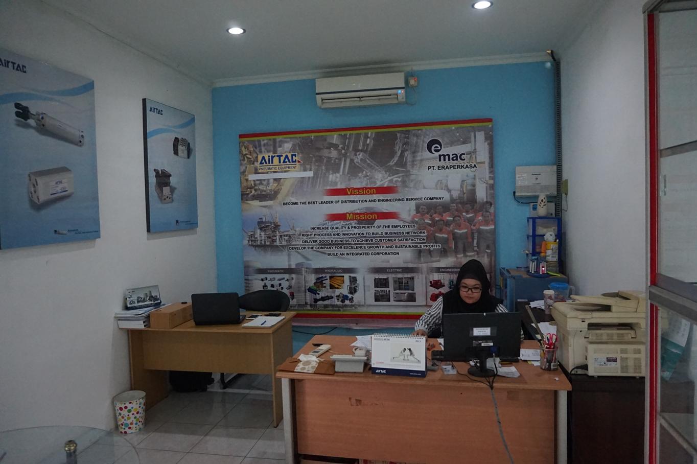 Kantor Era Perkasa Semarang (depan)